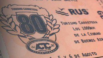 LMN te regala entradas para los 1000 km del TC en Buenos Aires