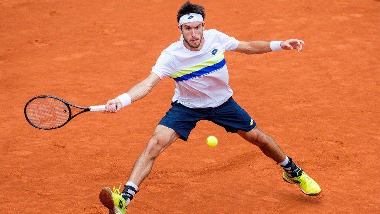 Schwartzman y Mayer ganaron y avanzan en el ATP 500 de Hamburgo
