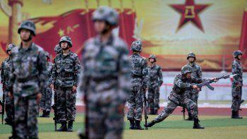 China abrió en África su primera base militar en el extranjero