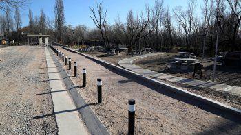 En el río Neuquén, Centenario tendrá su balneario renovado.