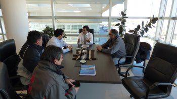 Mesa de diálogo en Fiscalía entre Sitramune y la comuna