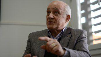 El presidente de CAME, Fabián Tarrío, visitó ayer las instalaciones de LM Neuquén.