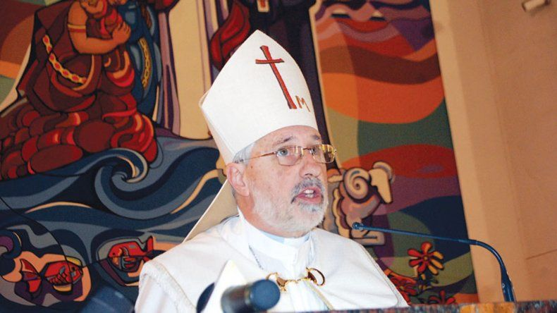 El papa nombra a monseñor Croxatto nuevo obispo de Neuquén
