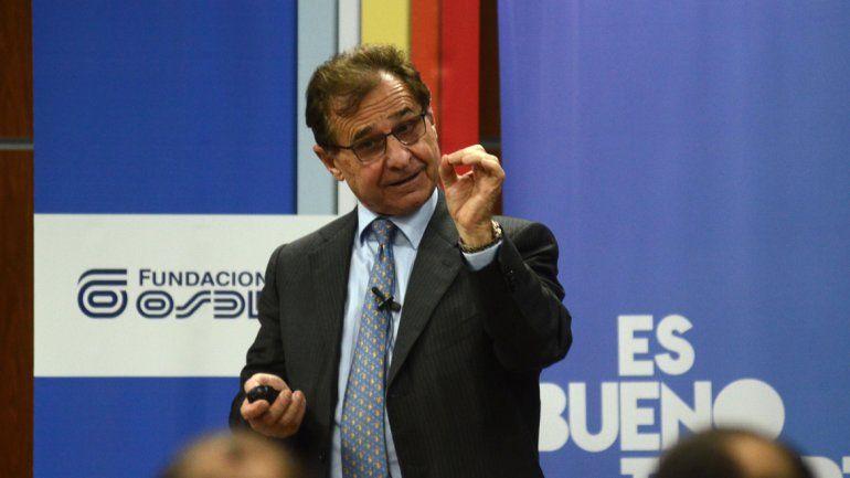 El prestigioso neurocirujano Pedro Lylyk destacó el profesionalismo de los integrantes del equipo de neurointervencionismo de la Clínica de Imágenes