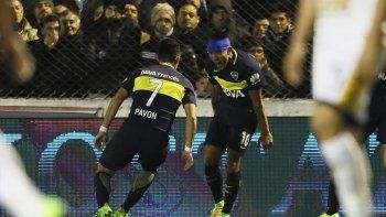 Pavón y Centurión fueron claves en el Boca campeón. Uno ya se fue, el otro sigue...