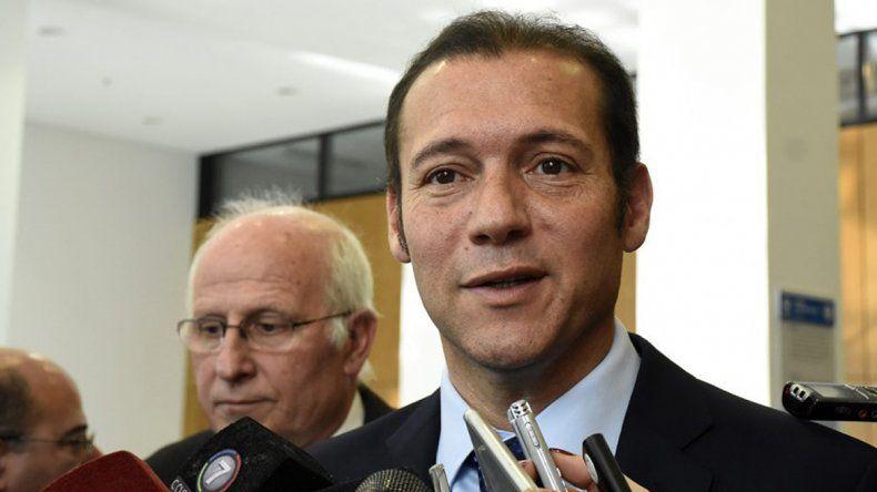 Gutiérrez le pidió mesura y reflexión a ATE