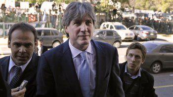 La semana pasada Boudou zafó en el juicio por los papeles de un auto.