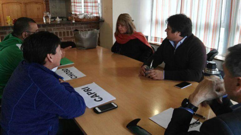 El encuentro entre Gobierno y ATE sigue la semana que viene