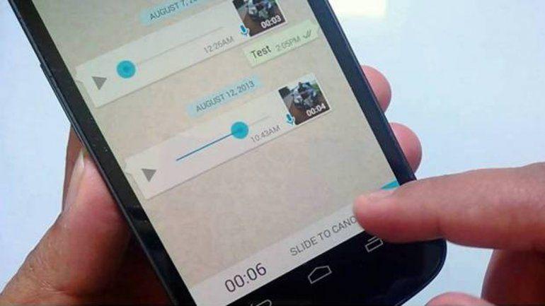 Whatsapp hará un cambio fundamental en las notas de voz