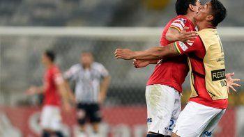 El partido de ida se jugará en septiembre en Bolivia. Allí ganaron todo.