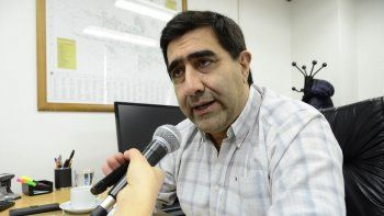 José Luis Artaza, secretario de Hacienda del municipio.