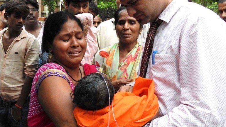 La noticia shockeó a toda la India. Hasta el premio nobel de la Paz indio