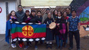 Puel Pvjv (Espíritu del Este) es una de las tres comunidades mapuches de la ciudad y tiene su espacio de encuentro en el barrio Islas Malvinas.