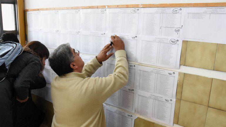 En la provincia de Neuquén hoy competirán 10 listas en las elecciones primarias. El Movimiento Popular Neuquino y Cambiemos son los únicos partidos o frentes que tienen internas.