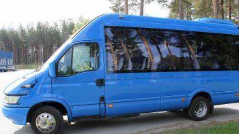 Prevén dotar de un minibús a la Dirección de Discapacidad de Plottier.