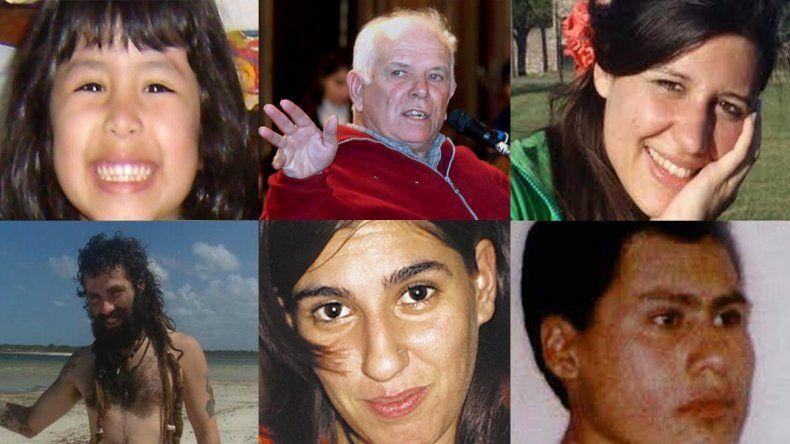 ¿Cuántos son los desaparecidos en democracia?