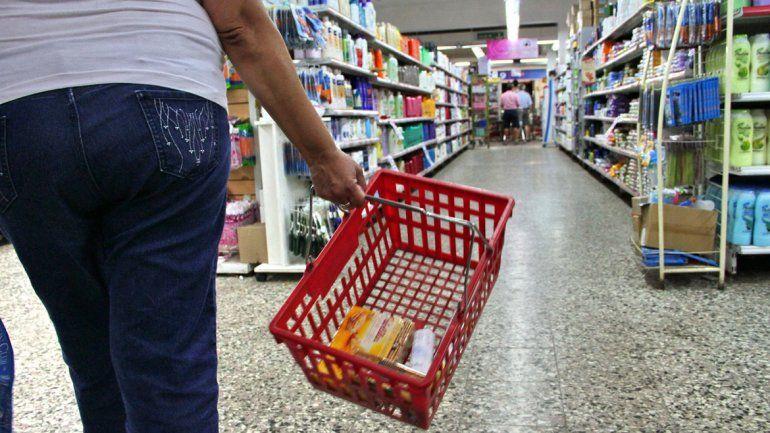 Las ventas en supermercados siguen creciendo en la provincia