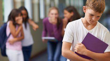 El bullying es una problemática que se extiende y que hay que prevenir.