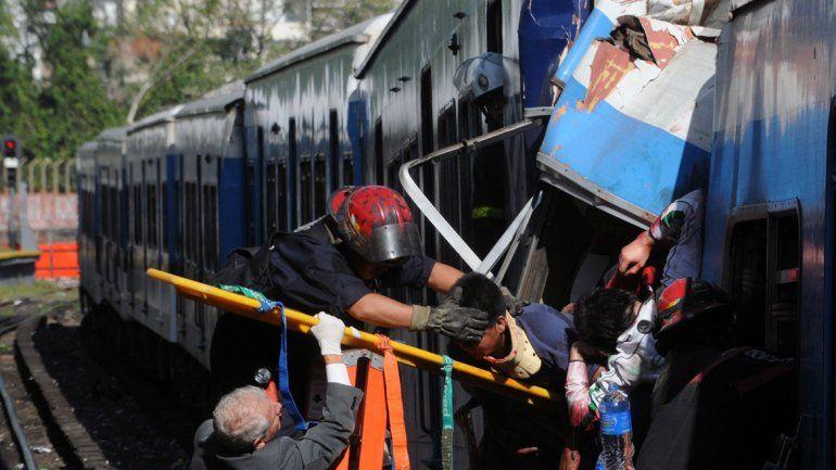 En febrero de 2012 murieron 51 personas en la estación de Once.