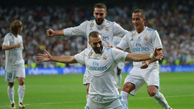 Videos: el Madrid gana con estos golazos de Asensio y Benzema