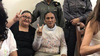 Milagro Sala está detenida en un penal de Jujuy desde enero de 2016.