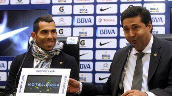 Carlitos aprovechará su estadía para arreglar su regreso a Boca en 2018.