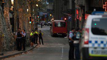 Murió una alemana herida en el atentado en Barcelona