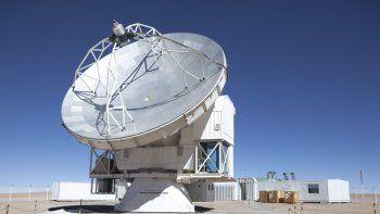 Salta y el telescopio LLAMA,listos para estudiar el universo