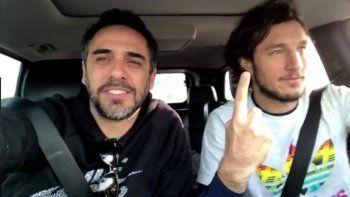 Les robaron a Juan Pico Mónaco y a Mariano Zabaleta