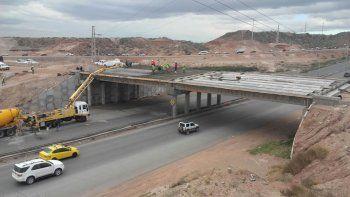 desvian el transito por obras del tercer puente