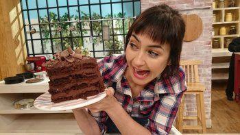 La simpática Ximena cocina todos los días en la TV Pública.