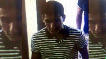 El más buscado: difunden imágenes del atacante de La Rambla