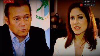 omar gutierrez: el mpn es el unico proyecto provincial en pie
