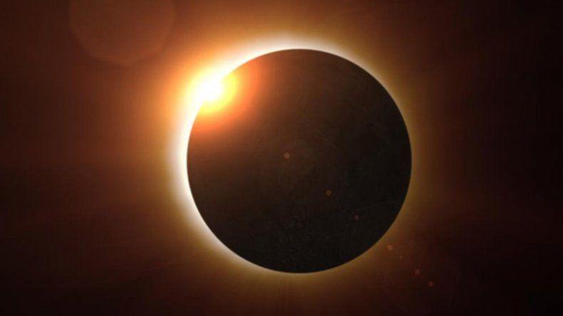 Cómo será y dónde se verá el eclipse total de Sol