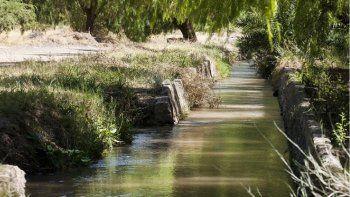 El canal Flores.