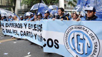 arranco el #parogeneral de 36 horas contra las politicas de macri