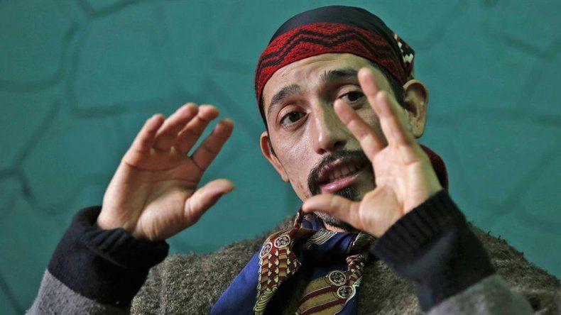 Jones Huala apeló el fallo que habilita su extradición a Chile