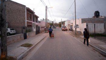 Las calles de Villa Farrel.