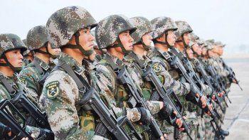 El ejército chino quiere evitar la masturbación entre sus soldados