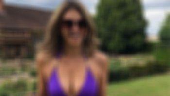 Una conocida actriz calentó las redes con su cuerpo