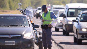 secuestraron 101 vehiculos el fin de semana: 15 por alcoholemia