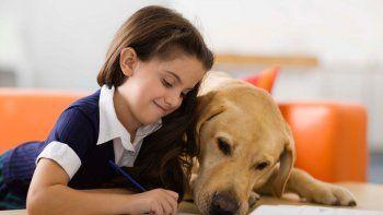 Un estudio científico reveló que la presencia de mascotas los estabiliza emocionalmente.