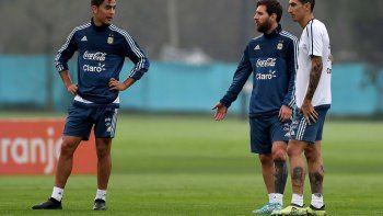 Barcelona va por una estrella de la Selección argentina