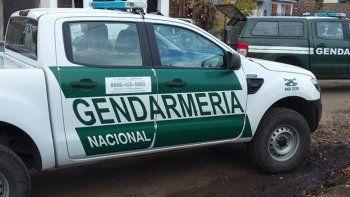 gendarmeria se hace cargo de la seguridad en vaca muerta