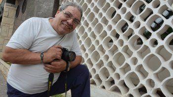 Una sonrisa estampada, difícil de borrar. Ayer nos dejó Rodolfo Garavaglia.