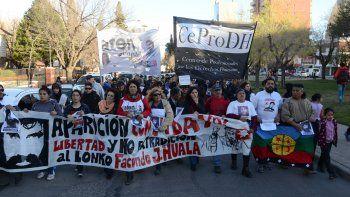Familiares rechazaron una marcha y piden prudencia