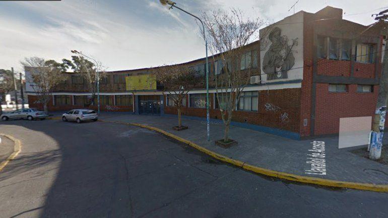 El chico va al colegio religioso bonaerense San Antonio de Padua.