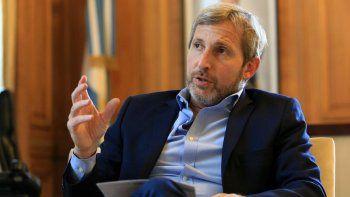 Frigerio apuesta a discutir la coparticipación en 2018