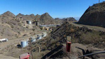 Denuncian derrame de cianuro en una mina