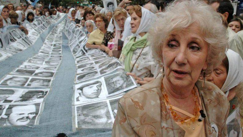 Abuelas anuncian la restitución del nieto 130